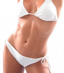 Träning för mage